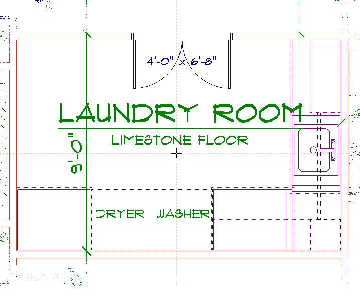 Utility room layout best layout room Laundry room blueprints